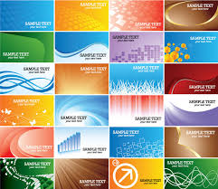 Business Card Eps Template Business Card Templates Vector Vector Graphic Freebies Eps Ai