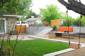 Brilliant Modern Backyard Design Ideas Small Garden Ideas For - Contemporary backyard design ideas