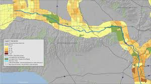 Grand Park Los Angeles Map by Explore The La River Los Angeles River Revitalization