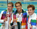 geminisquest: Chad Le Clos wins SA's first Commenwealth Gold!