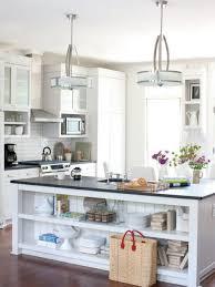 Wallpaper For Backsplash In Kitchen Pendant Lighting Over Kitchen Island Kitchen Lighting Ideas Hgtv
