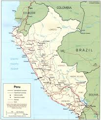 Political Map Of Latin America by Peru South America Argentina Map Blank Political Argentina Map