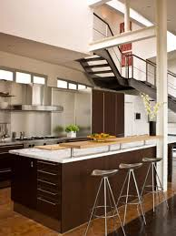 lighting flooring space saving ideas for small kitchens concrete