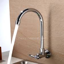 Cheap Cold Water Only Wall Mount Kitchen Sink Faucet Sale - Kitchen sinks discount