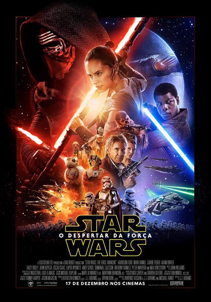 Star Wars VII – O Despertar da Força