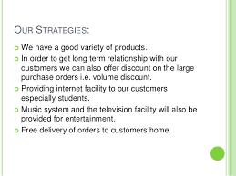sample marketing plan of a bakery SlideShare