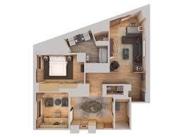New York Apartments Floor Plans by Conrad Suite Conrad New York