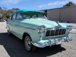 holden 1956 holden fe special u2013 collectable classic cars