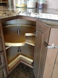 Blind Corner Kitchen Cabinet by Creative Design Corner Rotating Kitchen Cabinet Outofhome