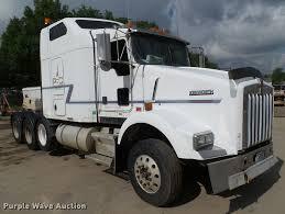 kenworth semi trucks 2000 kenworth t800 semi truck item l5581 sold june 27 p