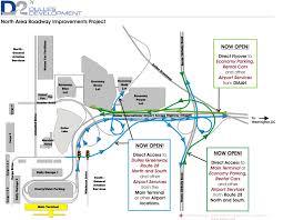 Washington Traffic Map by D2 Projects Roadway Improvements Metropolitan Washington