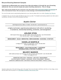 personal trainer resume examples resume branding resume for your job application resume branding statement examples