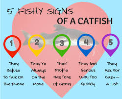 Signs of A Catfish Instant Checkmate
