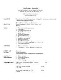 resume objective summary FAMU Online