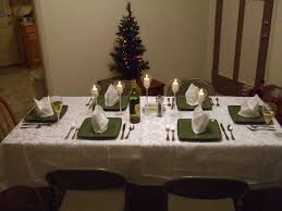 Dinner Table Christmas Dining Room Table Centerpieces