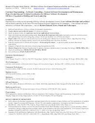 Resume  Senior Software Engineer Example Resume And Cover Letter   ipnodns ru NET Developer Resume  middot  Senior Software Engineer   NET Developer Resume