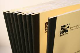 thesis binding