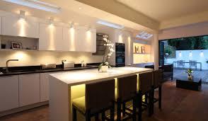 kitchen square kitchen lights modern strip lighting for kitchens