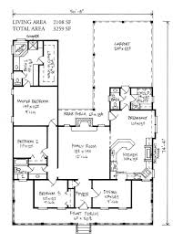 Ranch House Plans With Wrap Around Porch Home Design Acadian Home Plans 1500 Square Foot House Plans