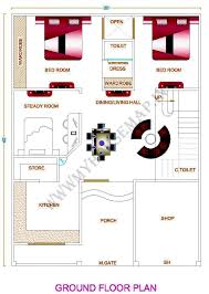 3d view of 5 marla apartment house in khayaban e amin lahore real