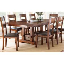 Dining Room Tables On Sale by Belham Living Kennedy Trestle Extension Dining Table Hayneedle