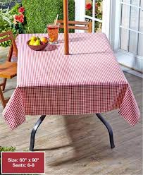 Tablecloth For Umbrella Patio Table by Tablecloth For Umbrella Patio Table Icamblog