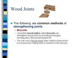 Woodworking Joints Worksheet by Wood Joints And Clamping Wood Joints U201cjoints U201d U2026this Term Is Used