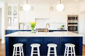 white and blue kitchens entrancing white blue kitchen houzz navy blue kitchen decor kitchen and decor