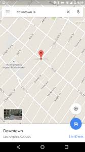 Google Maps Los Angeles by Google Maps Update V9 13 Add Businesses Street View Thumbnails