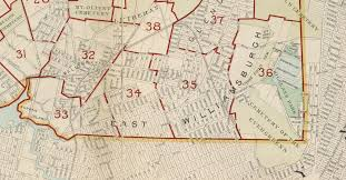 Zip Code Map Brooklyn by How Bushwick And Ridgewood Once Entwined Became Distinct