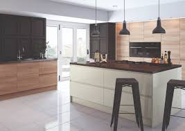 Handleless Kitchen Cabinets Handleless Kitchen Doors Revamp