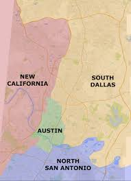 Judgmental Austin Map Geography Poll Divide Austin Into Its Subregions Austin