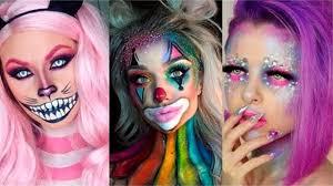 increibles maquillajes para halloween 2017 easy halloween makeup