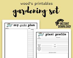 companion vegetable garden layout garden planner pdf printable garden sign garden marker
