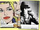 Right, Joseph Beuys for Nikka, 1985. The great Joseph Beuys, leader of the ... - Lichtenstein-Beuys