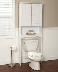 Bathroom Storage Shelves Over Toilet by Bathroom Over Toilet Bathroom Organizer With Wall Mounted Open