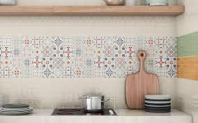 Backsplash Tile Patterns For Kitchens Top 15 Patchwork Tile Backsplash Designs For Kitchen