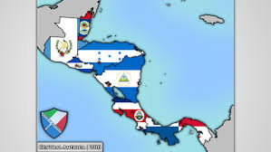Central America Map Quiz by Flag Map Of Central America Speedart Youtube