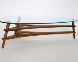 Retro Sofa Table by Retro Coffee Table Etsy