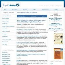 Critical thinking   Define Critical thinking at Dictionary com The Corsair Philosopher