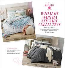 whim bedding collection by martha stewart macy u0027s