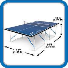 Table Tennis Tournament by Eastpoint Fold U0027n Store Table Tennis Table 12mm Walmart Com