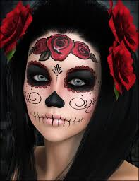 The 15 Best Sugar Skull Makeup Looks For Halloween Halloween by