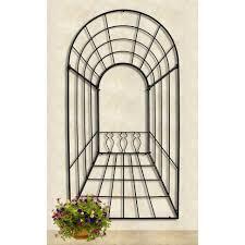 Promo Code Home Decorators Outdoor Trellis And Arbor Design Inmyinterior Garden Fence Loversiq