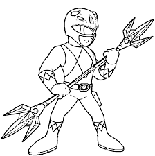 power ranger coloring pages download free printable power rangers