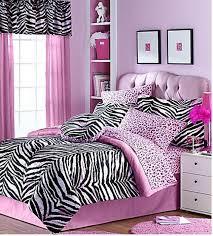pink leopard print bedroom beautiful pink decoration
