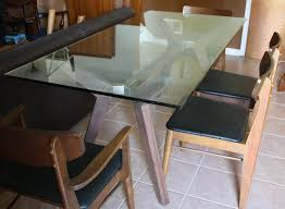100 dining room table bases for glass tops dining tables