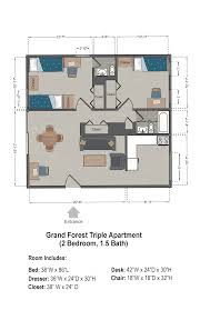 grand forest apartments slu
