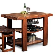 Wooden Kitchen Island Table Rattan Wood Kitchen Islands And Carts Bellacor
