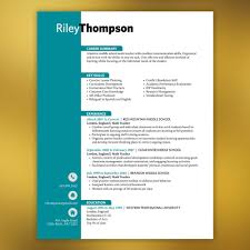 hair stylist resume sample resume indesign free resume example and writing download resumes teacher resume template 3 pages microsoft word teal turquoise cv